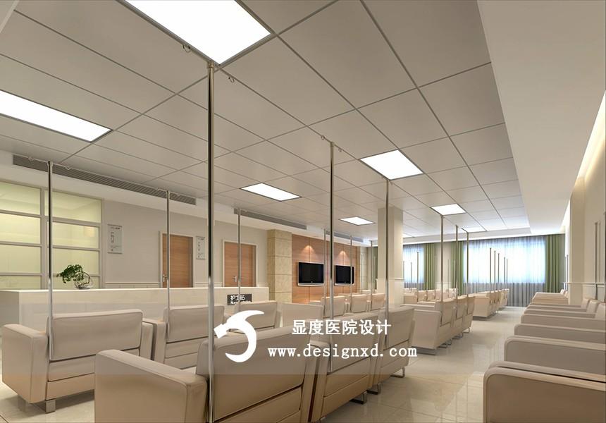义乌复元医院装修_综合医院设计_显度医院设计