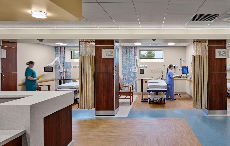 医院装修智能化病房设计