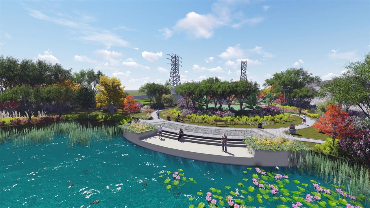 而创造生态环保,温馨舒适,和谐自然的环境才是现代养老院园林景观设计